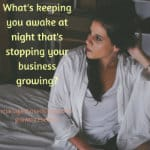 whats stopping your business growing