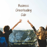 business cheerleading club