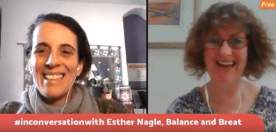 stress busting techniques for business owners from esther nagle