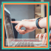 platinum membership business cheerleading club