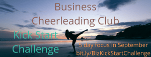 Business Kick Start Challenge
